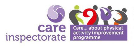Care About Physical Activity